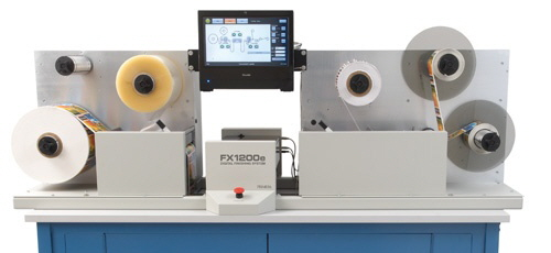 Eurebis - Primera FX1200e Finishing System